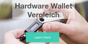 """""""Hardware-Wallet-Vergleich"""""""