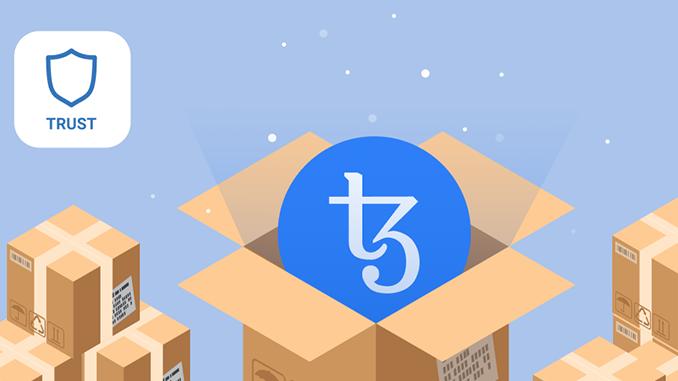 Tezos Coin News Kurs Kaufen Wallet Blockchain Delegations Service Baking