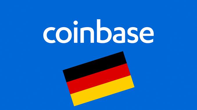 Coinbase In Deutschland