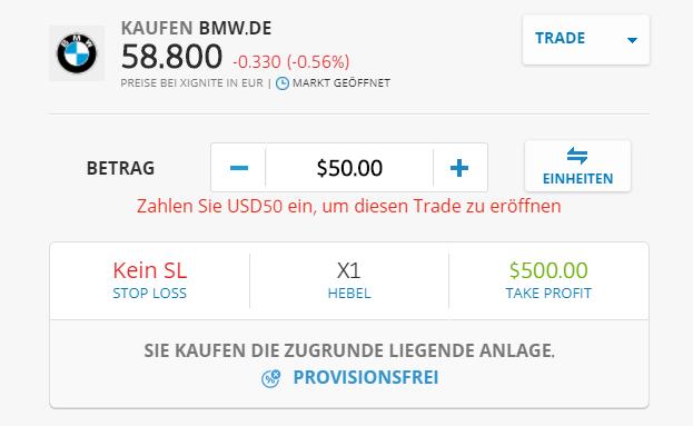 Bmw Aktien Kaufen