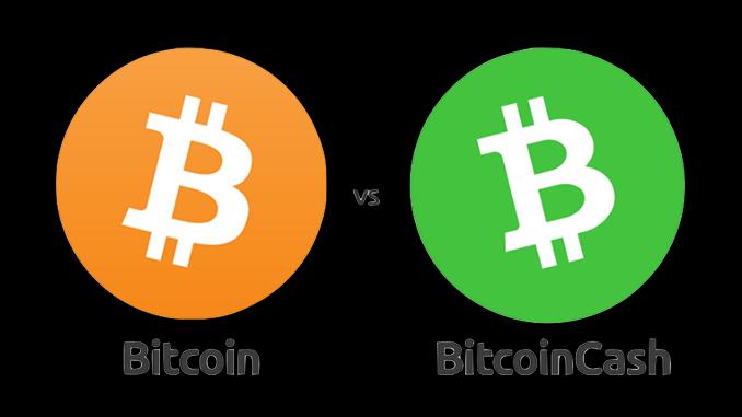 Unterschied zwischen BCH- und BTC-Adresse