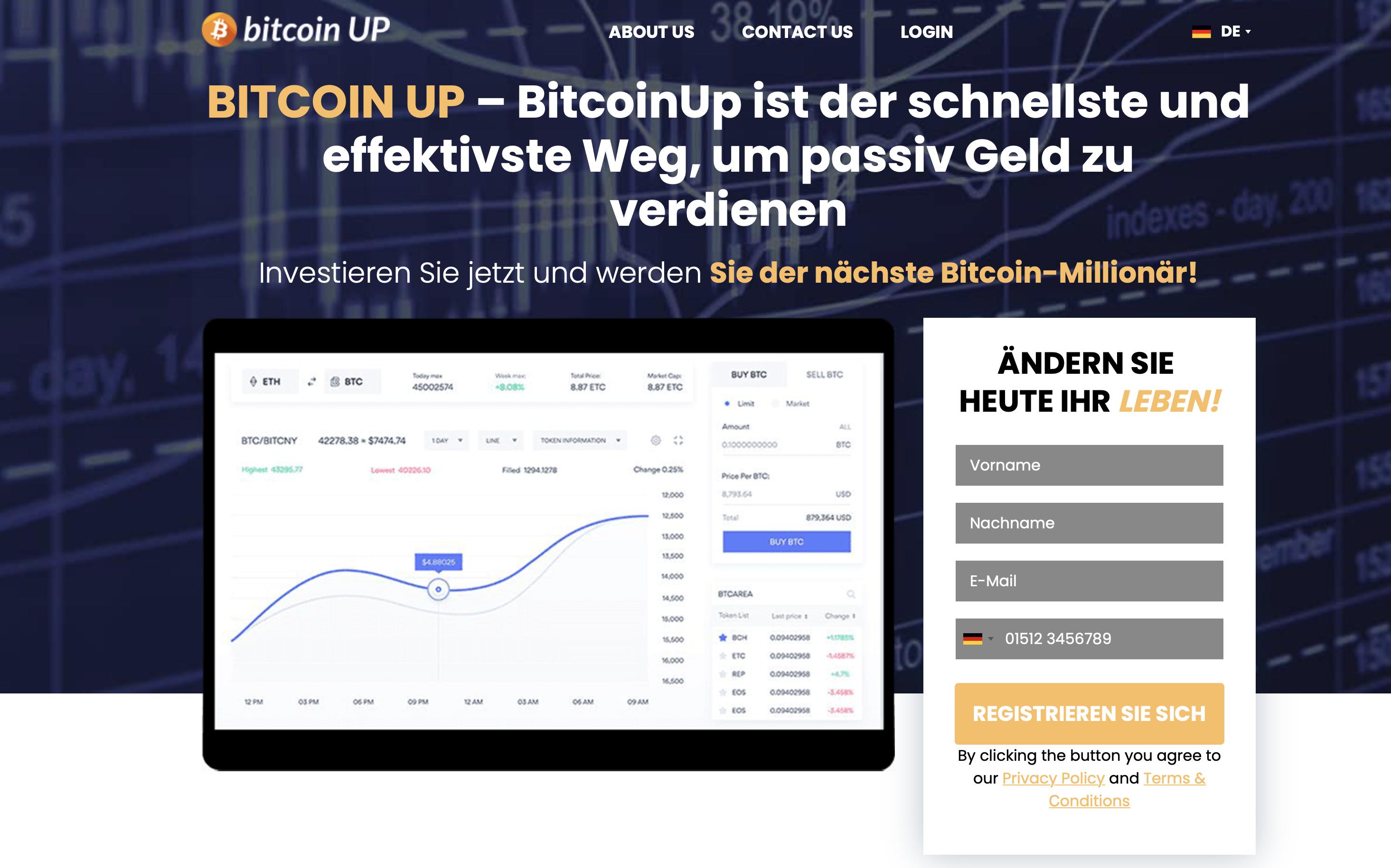 Loslegen mit Bitcoin